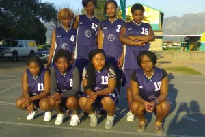 Winelands Basketball League Inaugural Season 2011