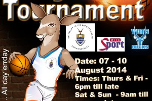 Wits Lady Bucks 2014 Tournament fixtures