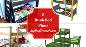 8 Free Bunk Bed Plans