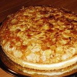 Bienenstich or Bee Sting Cake