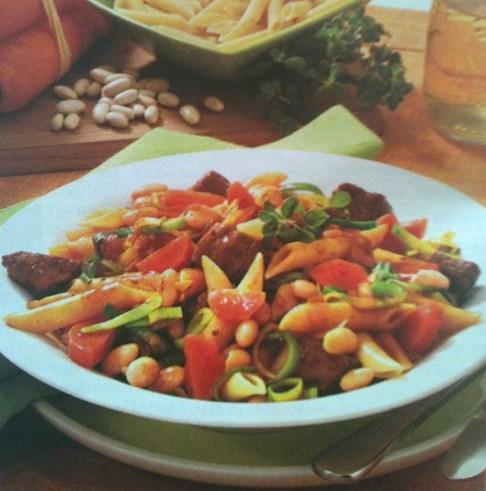 German White Beans Beef Stew