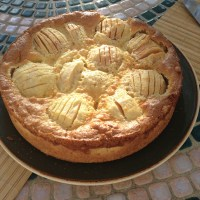 Swabian Apple Cake