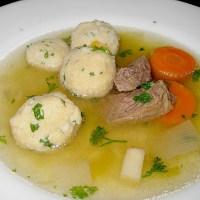 Marrow Bone Dumpling Soup