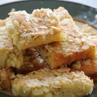 German Butter Cake Recipe - Butterkuchen