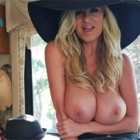 Kelly Madison iPhone Camping