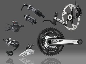 "New ""Rider Tuned"" Shimano SLX Group for Trail Riders"
