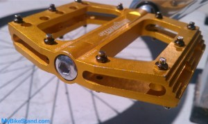 Speedline BMX Components Pedals : Component Review