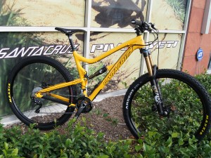 Santa Cruz Tallboy LT C Extended Test Ride