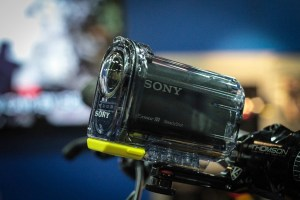 Sony stepped up their camera, be on the lookout for more information coming soon.