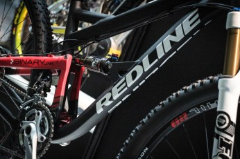 Redline has made a HUGE jump with what looks to be a winner of a new fully suspended mountain bike.
