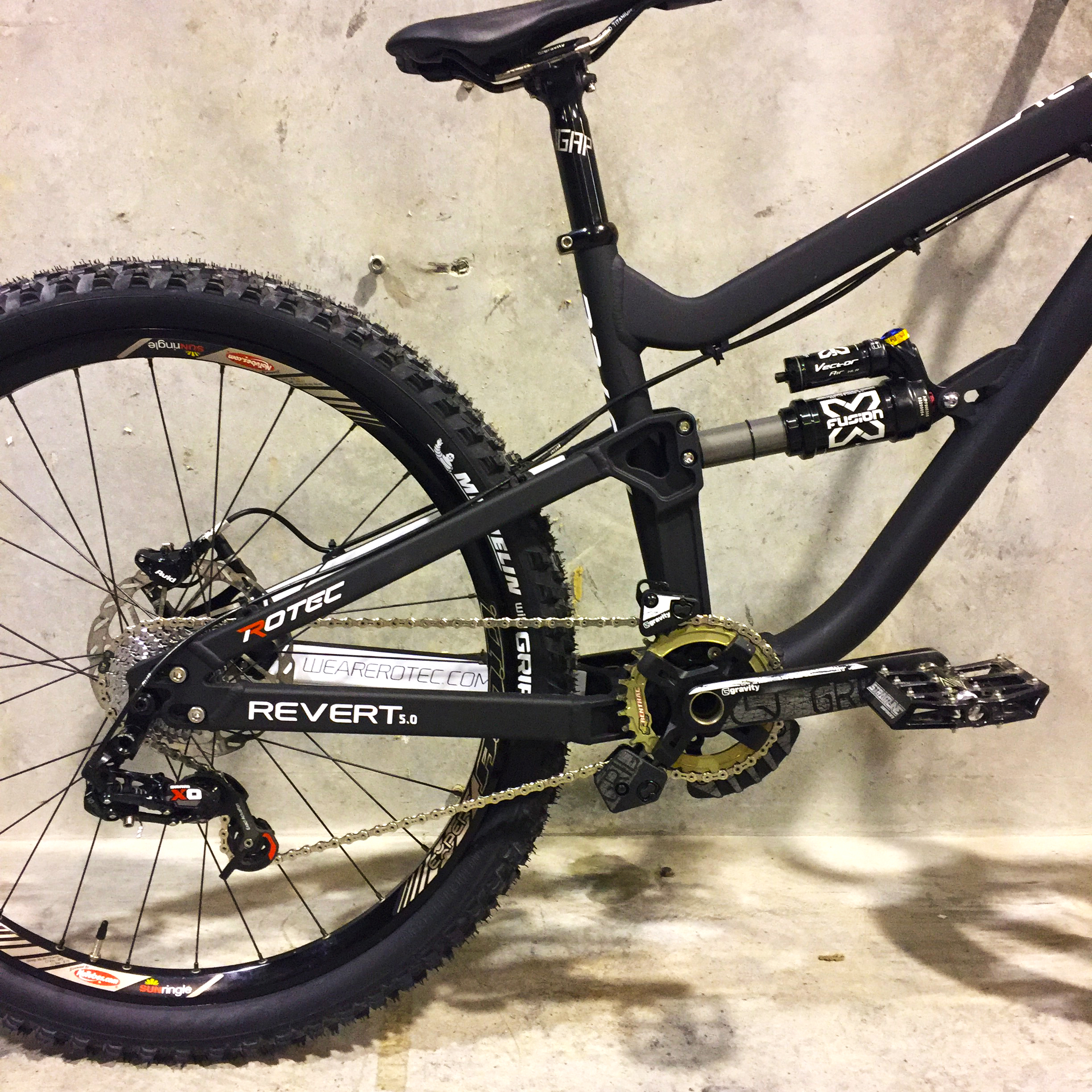 Rotec Cycles is BACK - Mountain bike maker brings things up a notch ...