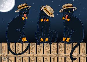 'Midnight Roundelay' by D. Strombeck - deviantART.com