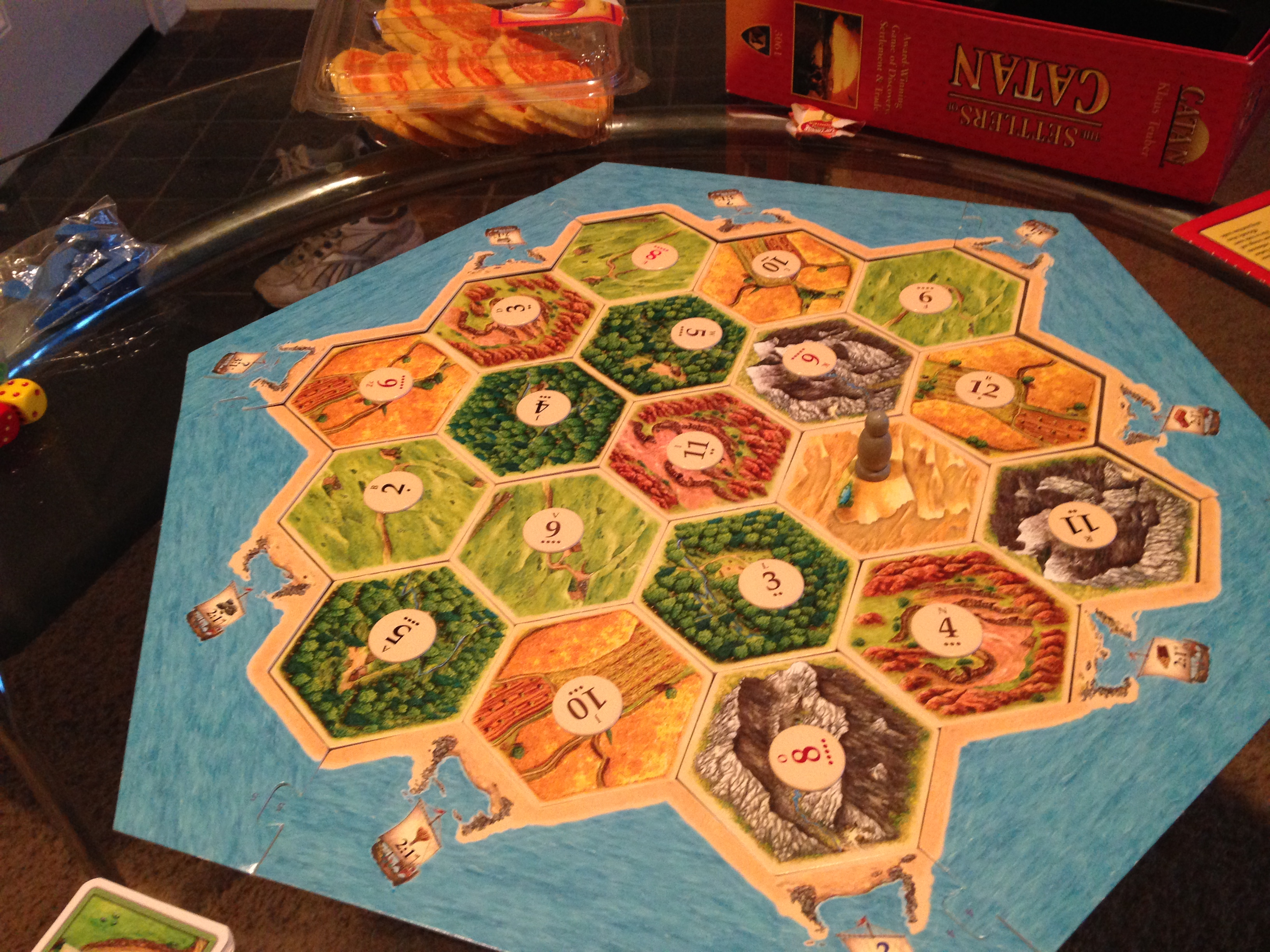 Best Board Games - Catan | Settlers of Catan - Play Fun ...