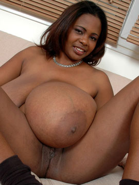 huge morphed tits