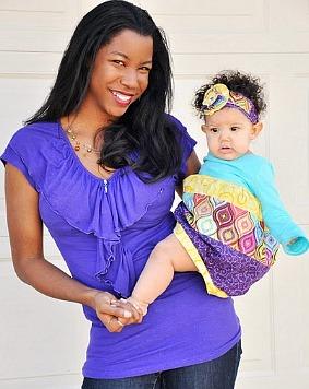 Jennifer Johnson_and_daughter_MyBrownBaby.com
