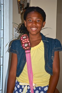 First Day Of School_Fifth Grade_MyBrownBaby.com
