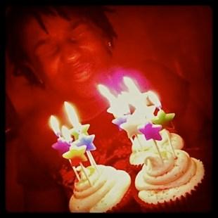 Birthday Cupcakes_MyBrownBaby.com