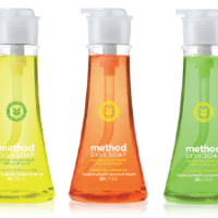 Method Dish Soap Scents