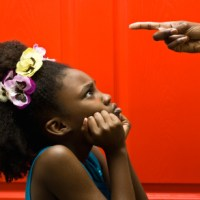 disciplining black children
