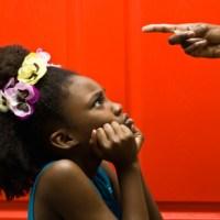 disciplining black children