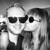 Eve and Boyfriend Maximillion Cooper