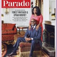 Oprah Winfrey Forrest Whitaker The Butler