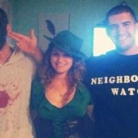 Racist Trayvon Martin Halloween costume.