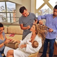 Gisele Bündchen Breastfeeding Instagram Photo