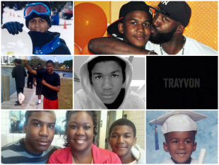 Remembering Trayvon Martin