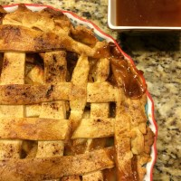 Cider Apple Pie Recipe