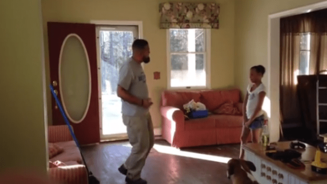 Father/Daughter Dance Battle To Tribe Called Quest's 'Electric Relaxation' (VIDEO)