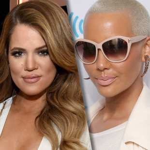 Amber Rose vs. The Kardashians