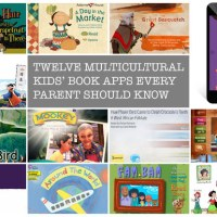 multicultural kid's book apps
