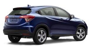 New Honda HR-V Crossover