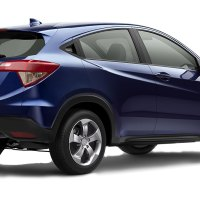 New Honda HR-V Crossover