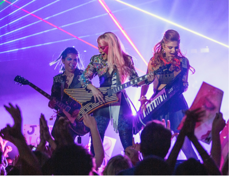A MyBrownBaby Weekend: Jem and the Holograms