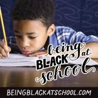 Being Black at School