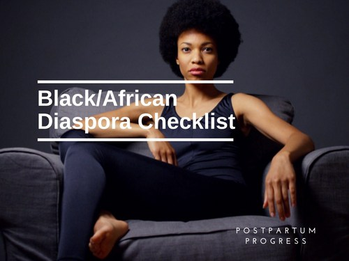 Postpartum Progress: Changing the Game for Black Moms