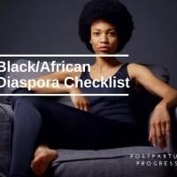 Black2FAfricanDiaspora-Checklist