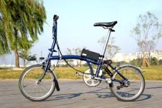브롬톤 전기자전거