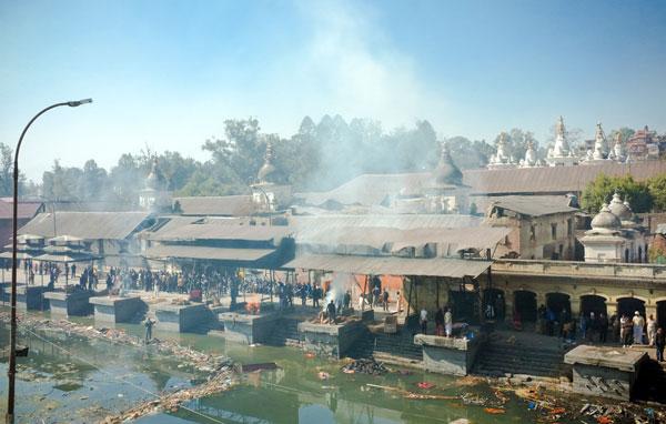 pasupatinath-bagmati-river