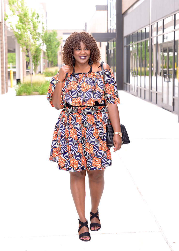 Plus-size-African-print-off-shoulder-skirt-set-Mycurves-and-curls