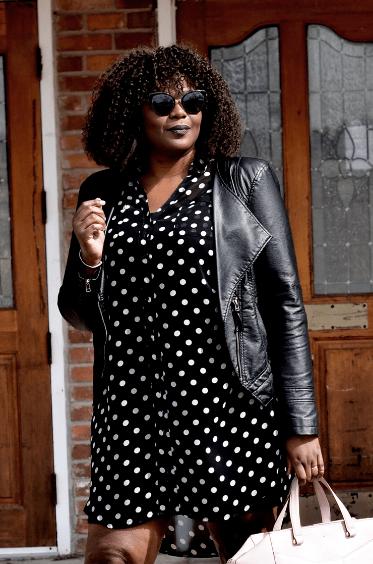 fall-plus-size-outfit-ideas7-long-shirt-moto-jacket