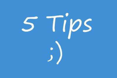 5 Tips a seguir antes de lanzar tu sitio