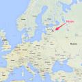 Pskov in Europe