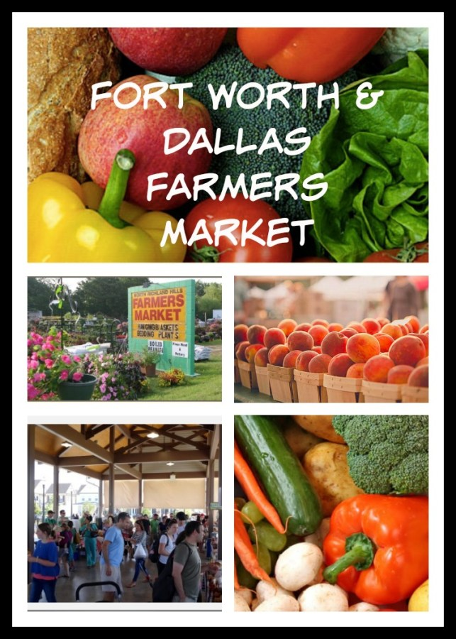 Fort Worth Dallas Farmers Market