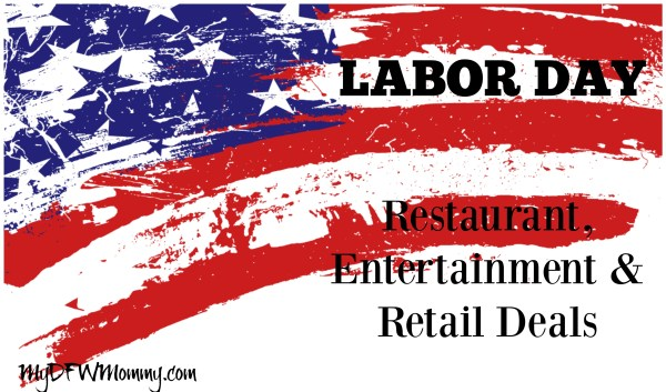Labor Day Deals 2016