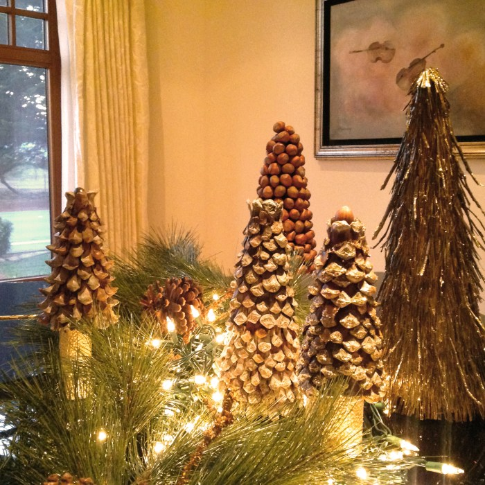 How To Make Decorative Christmas Trees