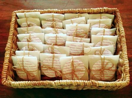 Basket Full Of Cookies