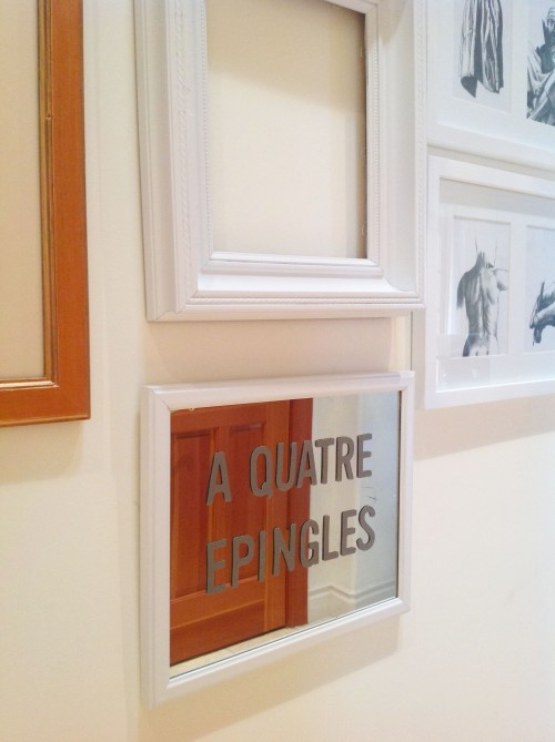 A Quatre Epingles - My Dear Irene